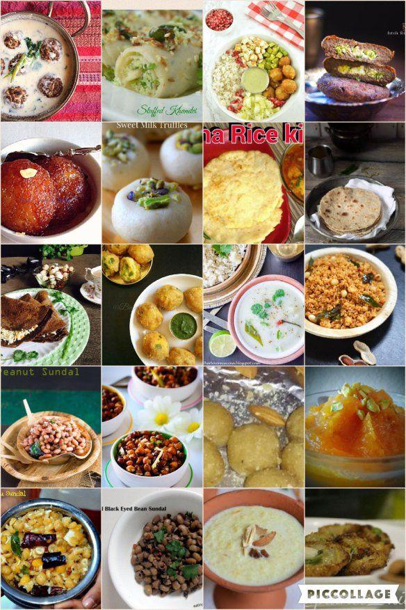 Navratri + Golu Recipes Compilation - 2