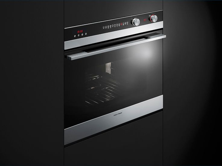 Fisher & Paykel 76cm 11 Function Pyrolytic Built-in Oven (OB76SDEPX3). Our large capacity ovens are visually impressive at 76cm wide, deliver outstanding performance. Eleven oven functions including self-clean and AeroTech cooking system make it the ultimate in cooking technology and convenience. Combine all this with its clean lines, stylish machined metals and electronic illumination, and the 76cm Single Built-in Oven strikes the perfect balance between form and function.