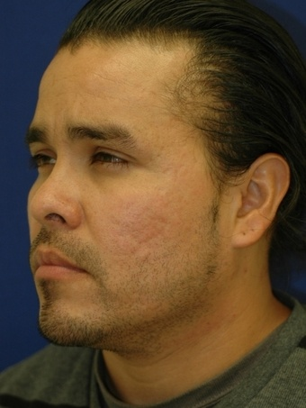 Mos Saenz, one of Alli's oldest friends, runs a biker taco bar and grill.