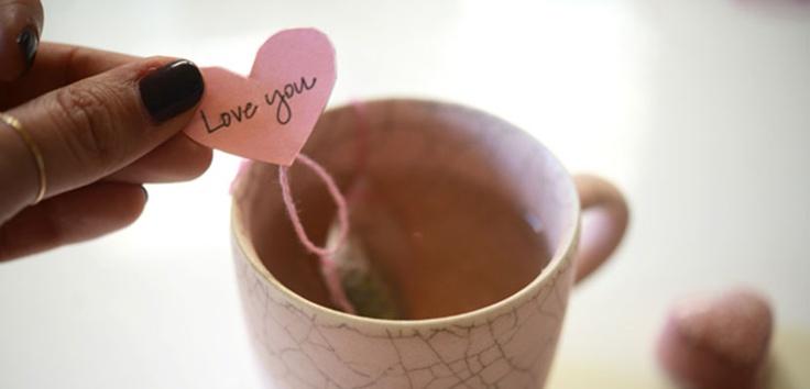 Leuk thee zakje.