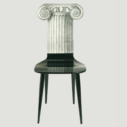 piero fornasetti furniture. capitello ionico designed by piero fornasetti still in production spazio furniture i