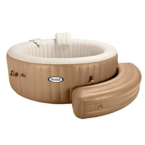 17 best ideas about spa intex on pinterest jacuzzi for Piscine portable intex