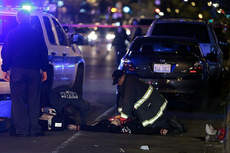 chicago shootings over 4th of july weekend