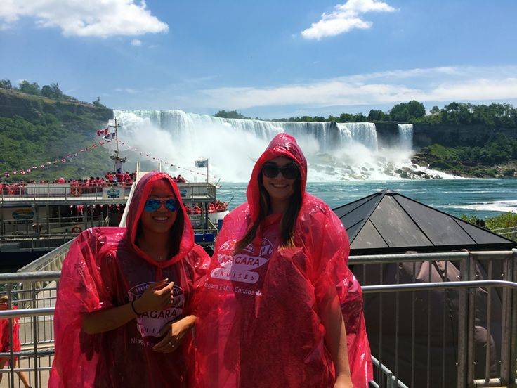 Into the Mist with Hornblower Cruises