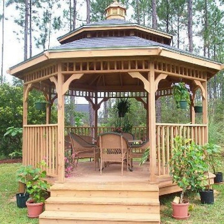Awesome Garden Gazebo Design With Bandstand Gazebo Plans Roof