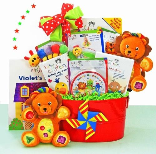 Baby Einstein Touch & Discover Deluxe Gift Basket $145.00