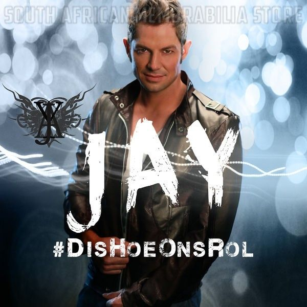 JAY (EDEN) - Dis Hoe Ons Rol DisHoeOnsRol - South African Afrikaans CD *New*