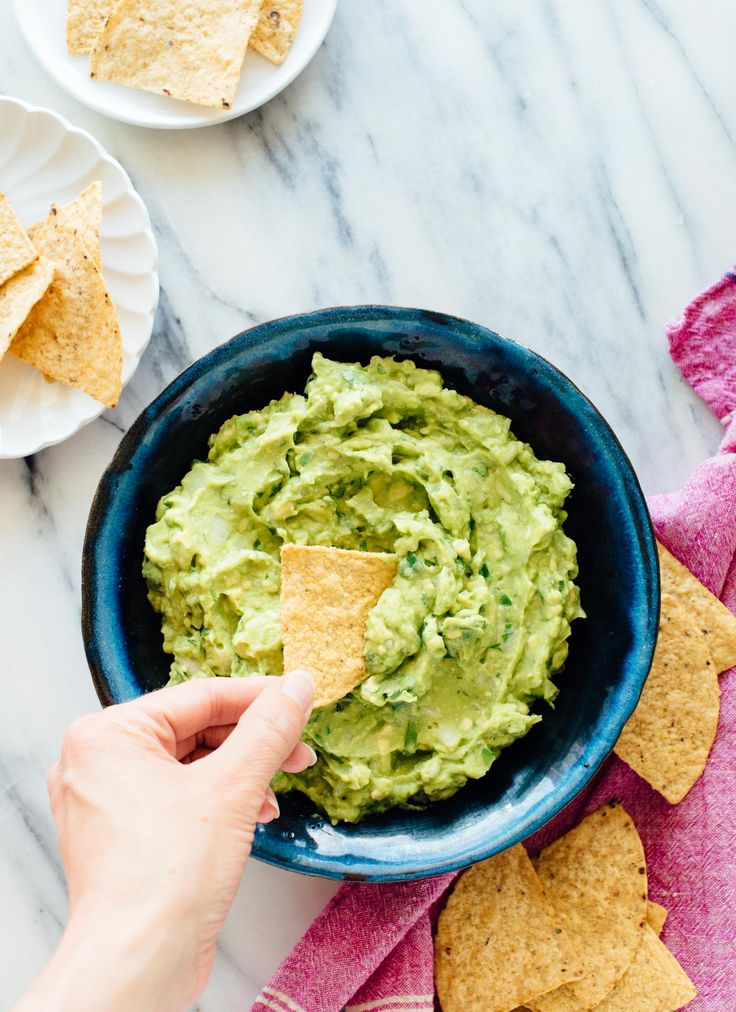 Learn how to make the best guacamole with this recipe, plus tips! This genuine guacamole recipe turns out perfectly every time, and it's so easy to make.