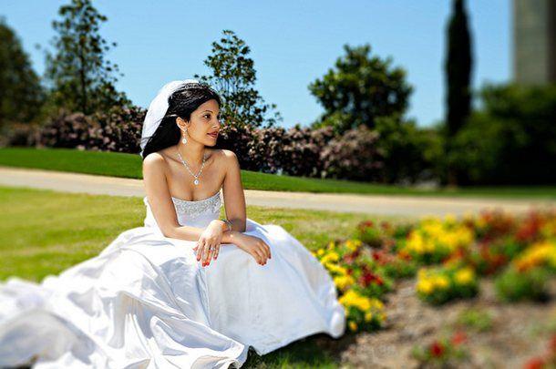 Consider This in Choosing a Wedding Dress