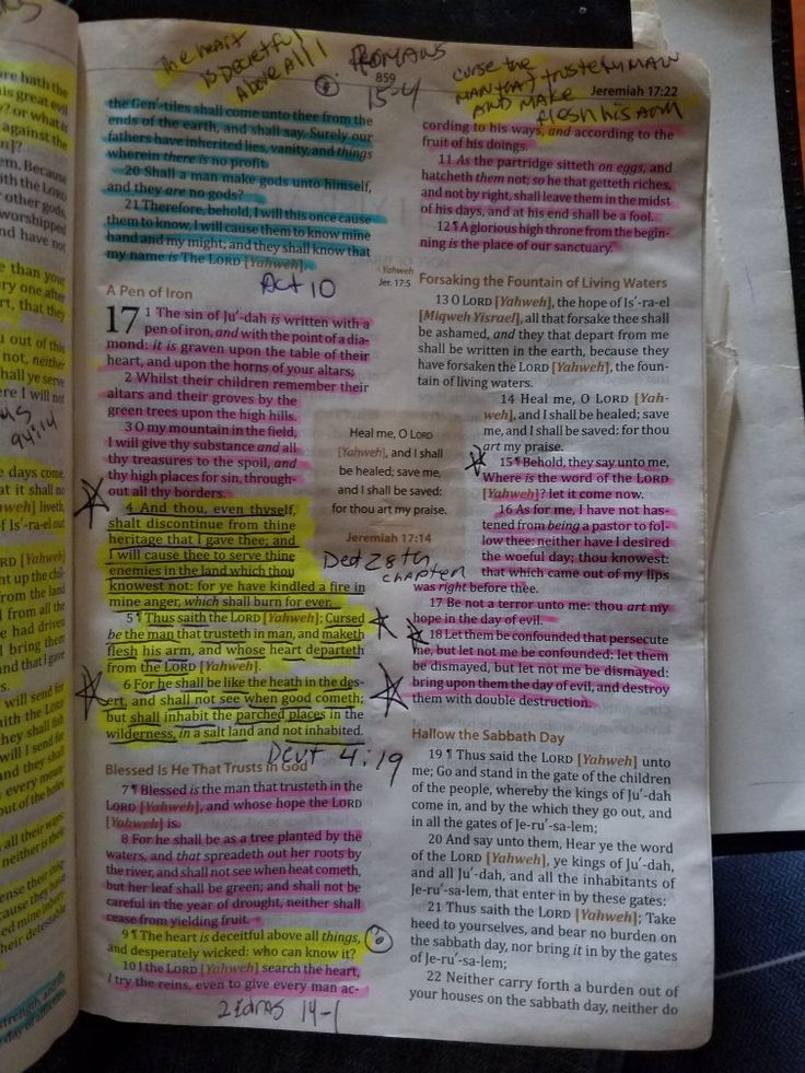 Jeremiah 17:1-6  And thou, even thyself, shalt discontinue from THINE HERITAGE that I gave Thee: and I will cause thee to SERVE THINE ENEMIES IN THE LAND WHICH THOU KNOWEST NOT; Precept Deuteronomy 28:15-68 Judges 2:10-15 Jeremiah 2:14  SELAH