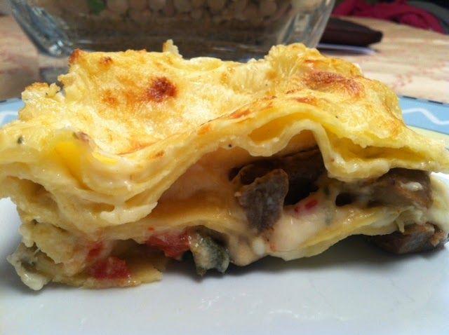 Οι καλύτερες συνταγές μου... με μπαχαρικά και μυρωδικά: Λαζάνια με γέμιση μελιτζάνας, the Italian way