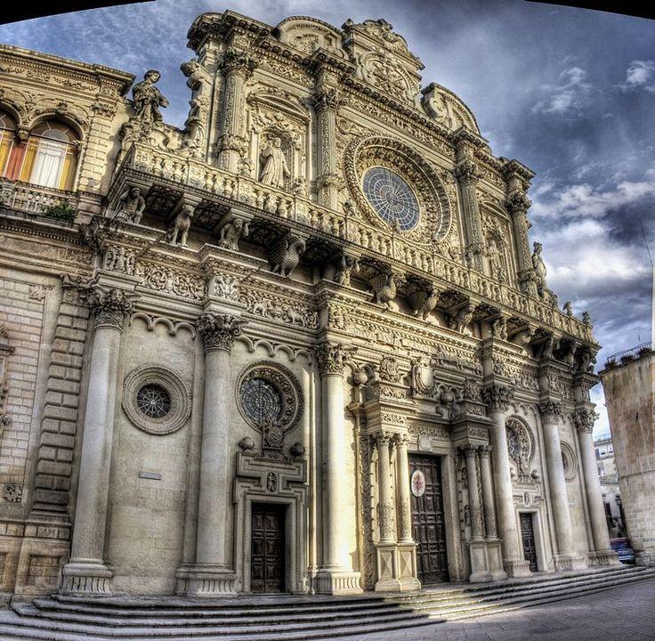 Santa croce lecce - Basilica di Santa Croce (Lecce) - Wikipedia