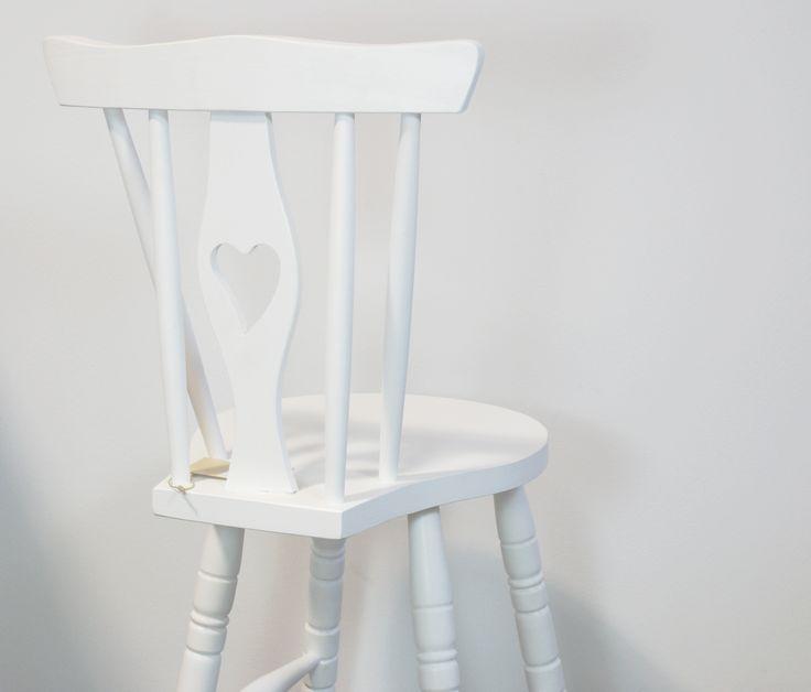 Rabo de Bacalhau White Chair - Pura Cal