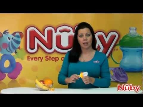 How to use the Nuby Nibbler