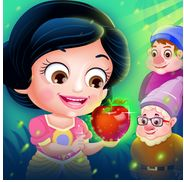 Enjoy watching Baby Hazel Snow White Story gameplay