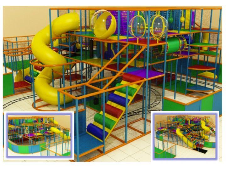 indoor zip line for kids - Google Search