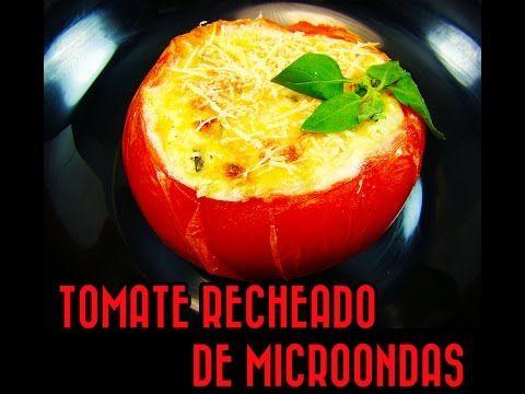 Nessa receita, vou fazer um tomate recheado de omelete, gastando 6 reais, levando 10 minutos (contando o tempo de preparo e no microondas, ou 20 minutos se for feito no forno)  RECEITA COMPLETA  http://www.ohmygula.com/tomate-recheado-de-omelete/  -------------------------------------------------------------------------------------- Ingredientes  1 Tomate grande  temperos (manjericão e orégano)  2 fatias de mussarela light picadas  2 fatias de peito de peru light picadas…