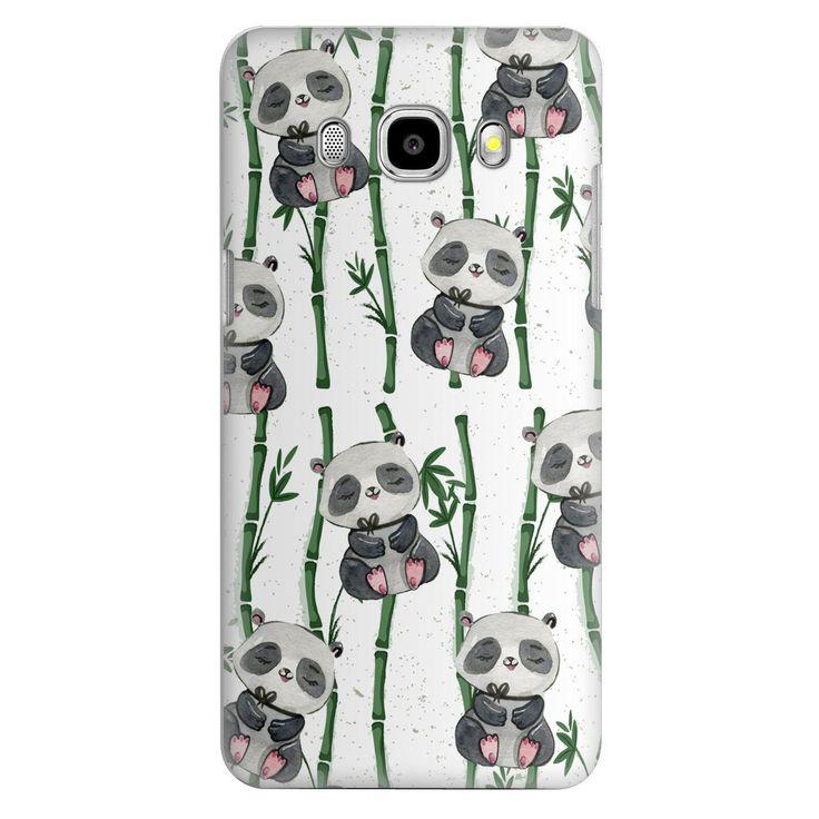 Panda Samsung Galaxy J5 Case Samsung Galaxy S6 S5 S4 S3 J5 A3 A5 A7 Note 3/4 S3 mini S4 mini S5 mini Panda Phone Case Panda Samsung Case by CaseLoco on Etsy