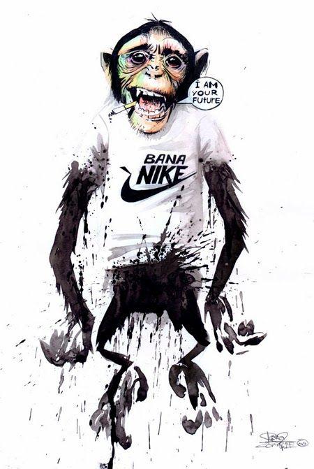 Amazing! Lora Zombie Illustrations