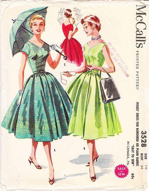 Vintage Pattern