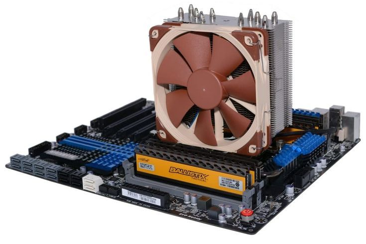 5 Best Cpu Coolers Air And Liquid Cooling Systems May 2019