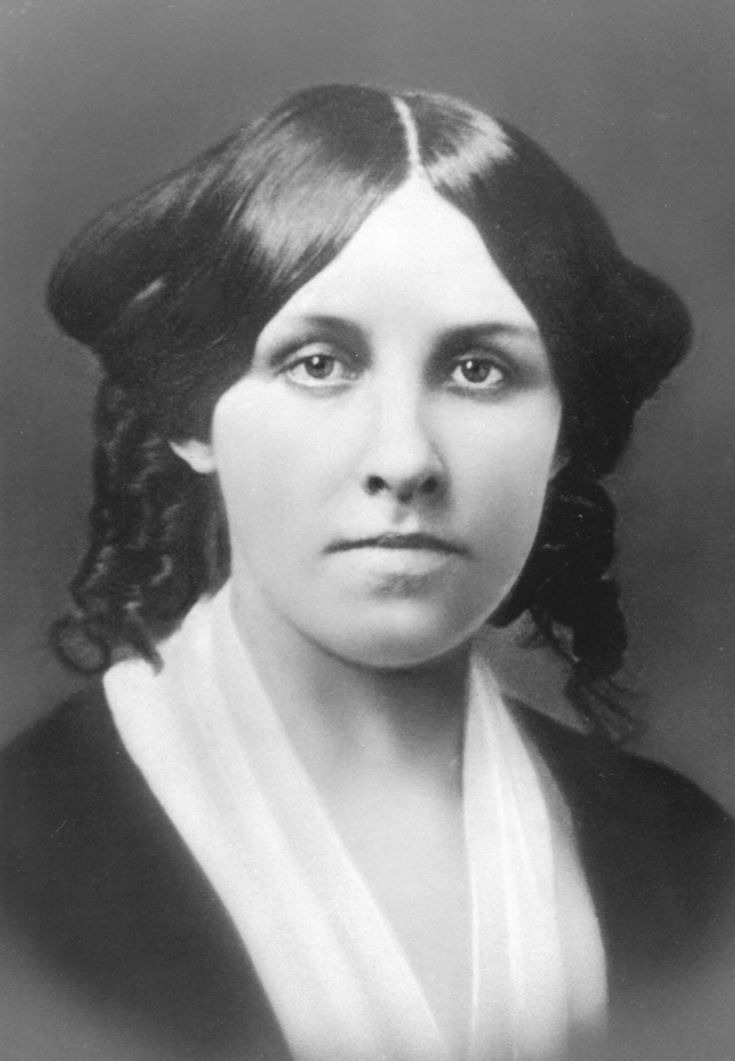 Louisa May Alcott (29 November 1832—6 March 1888) was an American novelist. She is best known for the novel Little Women and its sequels Little Men and Jo's Boys. Little Women was set in the Alcott family home, Orchard House in Concord, Massachusetts, and published in 1868. This novel is loosely based on her childhood experiences with her three sisters.