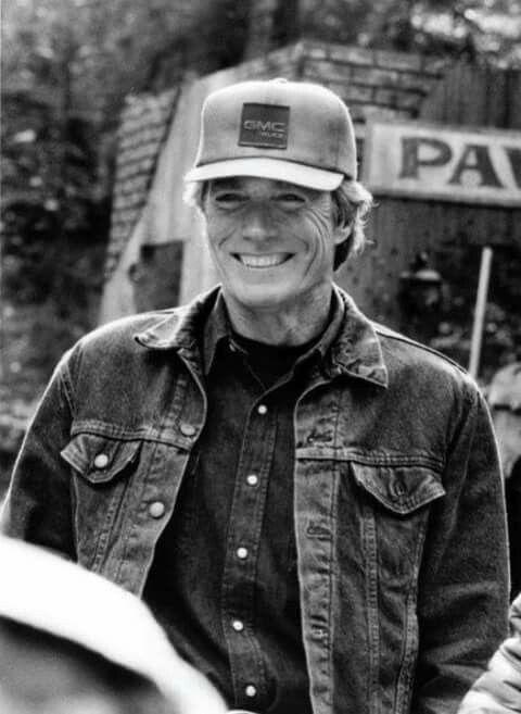 Clint Eastwood!
