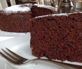 Recipe Decadent Chocolate Beetroot Cake by Louise Richards - Recipe of category Baking - sweet