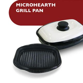 MicroHearth Microwave Cookware