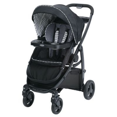 Graco Modes Click Connect Stroller In Holt Black Baby