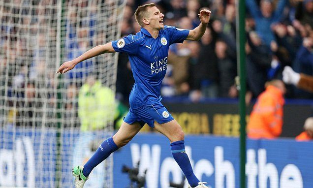 Marc Albrighton: Leicester were unlikely to defend title