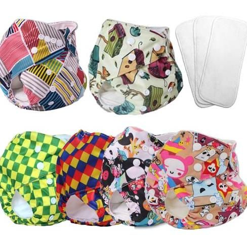 $4.99 - cloth diapers,washable diapers for babies