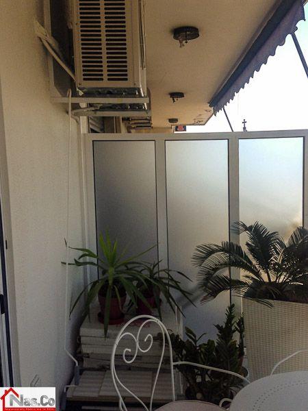 Ολική Ανακαίνιση στο Νέο Φάληρο - Βεράντα - Πλακόστρωση και χωρίσματα