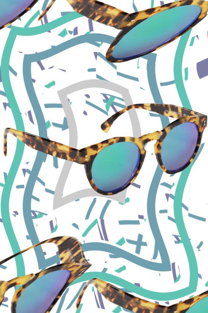 ILLESTEVA Leonard Sunglasses available at Barneys New York.