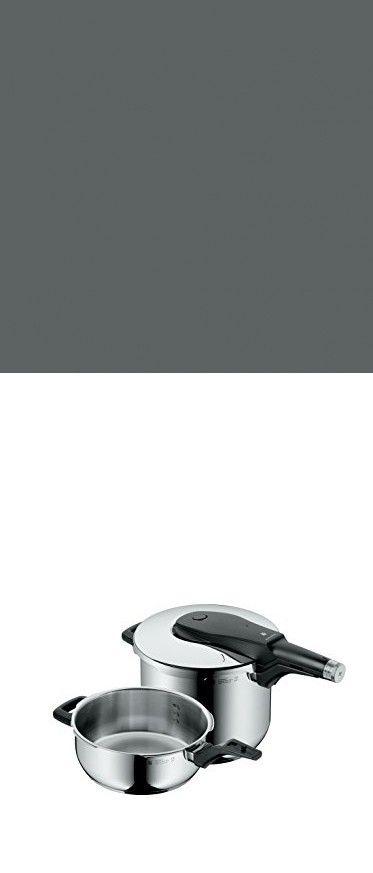 WMF Perfect Pro 6.5 & 3-quart Pressure Cooker Combo