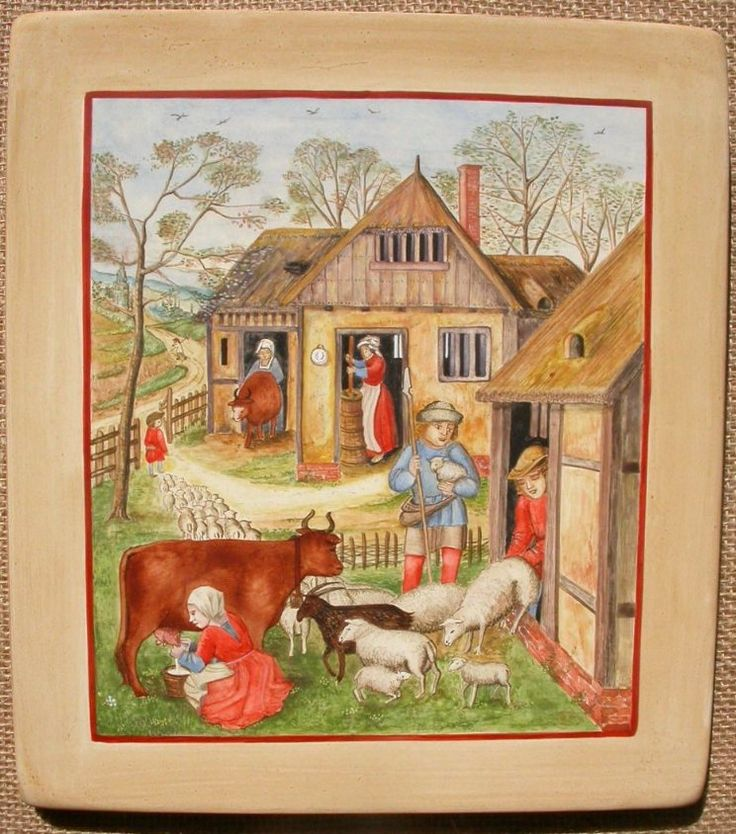 165 Best Medieval Agriculture Images On Pinterest