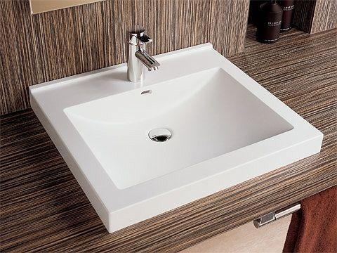 ALLIA vasque Palerme 60 de l x 54 de p