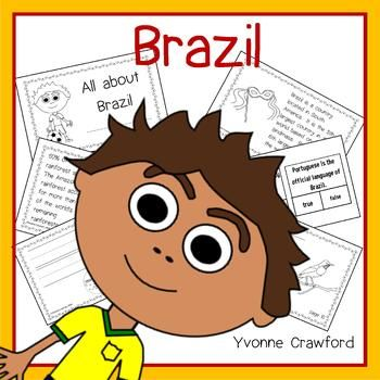 Brazil Country Booklet - Brazil Country Study - Interactive and Differentiated