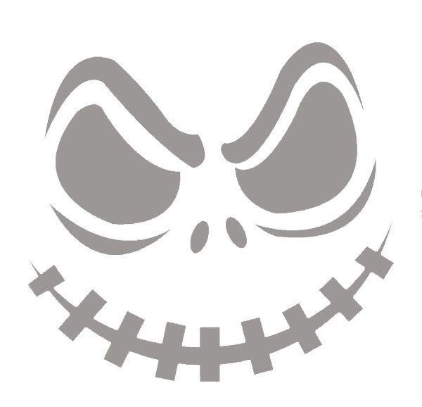 Best 25 jack skellington pumpkin carving ideas on for Skeleton pumpkin pattern