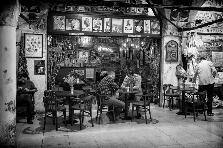 Turkish Cafe by Ron Bearry on 500px