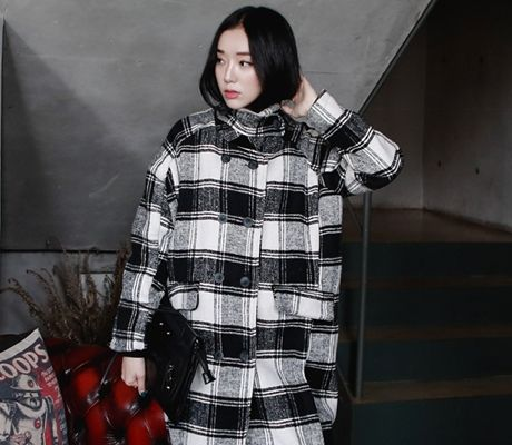 Loveliness of the female clothing shop. [Whitefox] three years ppase JK / Size : FREE / Price : 70.78 USD #korea #fashion #style #fashionshop #apperal #koreashop #ootd #whitefox #outer #coat