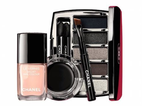 Коллекция макияжа Chanel Libre Synthetic Fall Winter 2016—2017