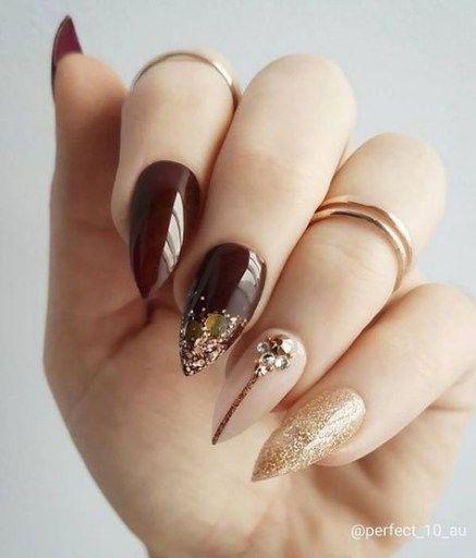 Neue Nägel Oval Glitter Shops Ideen #nagel – Nagel