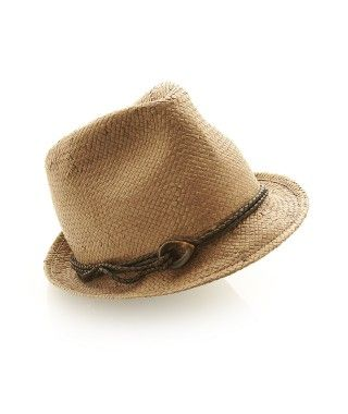 Fortunata Lubrano Flora borsalino hat - 100% Made in Italy Handmade borsalino hat for women in tobacco coloured straw. Decorations: dark brown leather braided band with dark, streaked horn fastener .Designer: Fortunata Lubrano. Size: 56. Available. - See more at: http://www.ibavenue.com/products/accessories/fortunata-lubrano/borsalino-hat/09110391421822110629691/fortunata-lubrano-flora-borsalino-hat-100-made-in-italy-.html#sthash.SHsd3h8K.dpuf