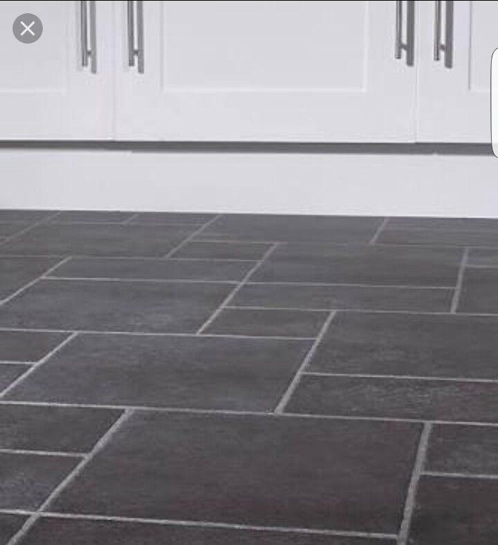 46 best Uneven size tile flooring design images on Pinterest | Slate ...