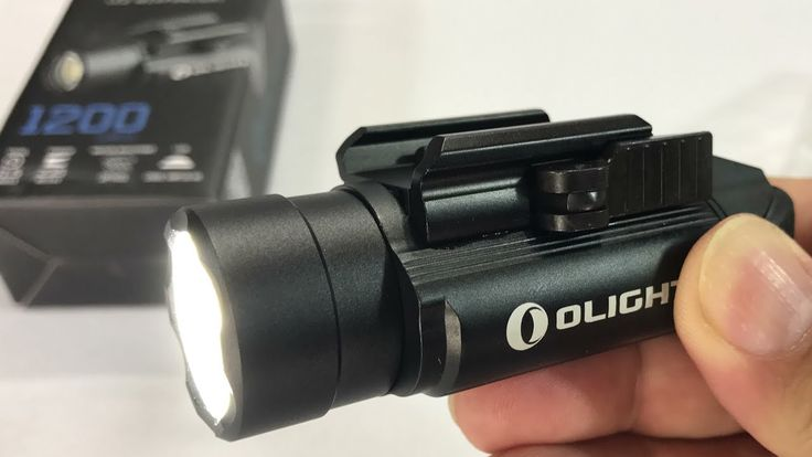 The awesome Olight PL-2 Valkyrie 1200 Lumen Picatinny Rail Mounted Compact Pistol Light Review https://youtu.be/foZk8fsX7R0