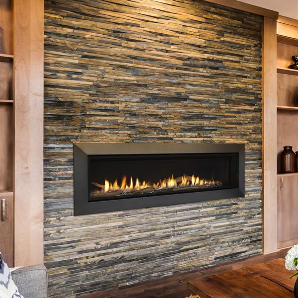 Majestic Echelon Ii Direct Vent Gas Fireplace 60 Quot In