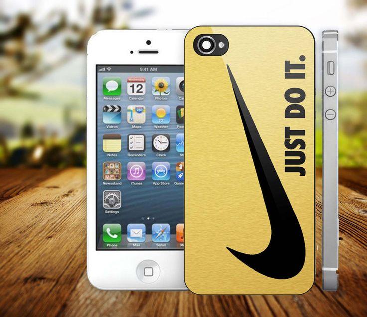 New Nike Just Do It Gold Logo Print On hard Case For iPhone 5 5s 6 6plus 7 7plus #UnbrandedGeneric #iPhone #iPhoneCase #PhoneCase #Phone #cellPhone #Case #iPhone5 #iPhone5s #iPhone5c #iPhone6 #iPhone6s #iPhone6plus #iPhone7 #iPhone7Plus #RubberCase #plasticcase #Rubber #plastic #vintage #Classic #Nike #addidas #versace #katespade #coach #KTMREDBULLS #ivoryella #Goyard #justdoit #gold