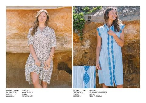 SPRING / SUMMER 2016 – Mandalay Designs