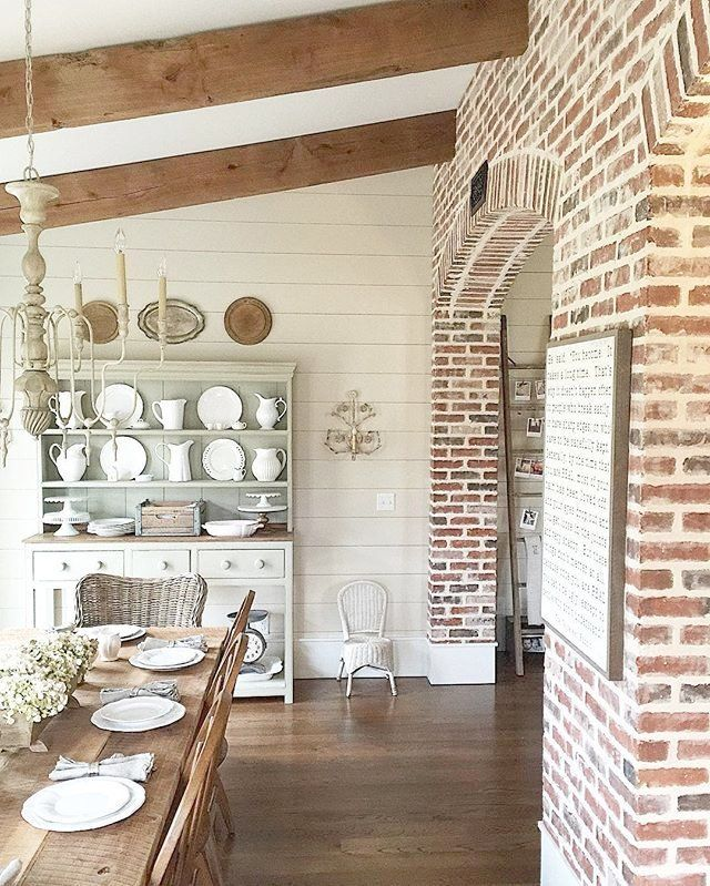 30 Amazing Apartments With Brick Walls: Best 25+ Brick Wall Kitchen Ideas On Pinterest